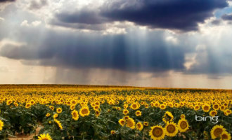 De Verschillende Klimaten Van Spanje