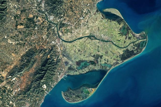 Ebro Delta (Tarragona)