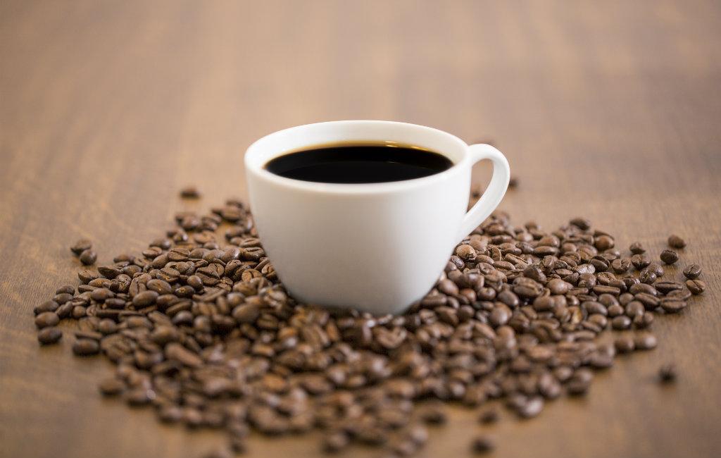 Koffie drinken in Spanje