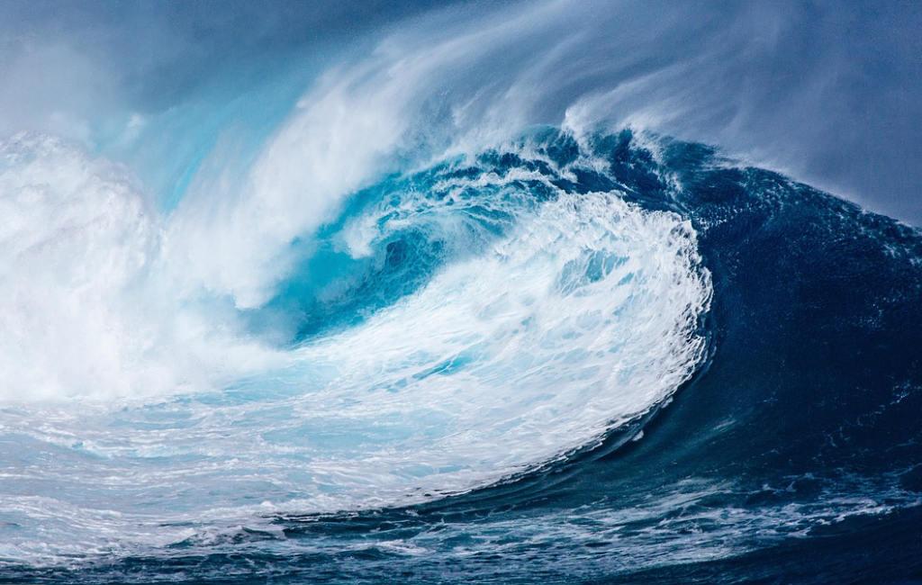 Tsunami's in Spanje