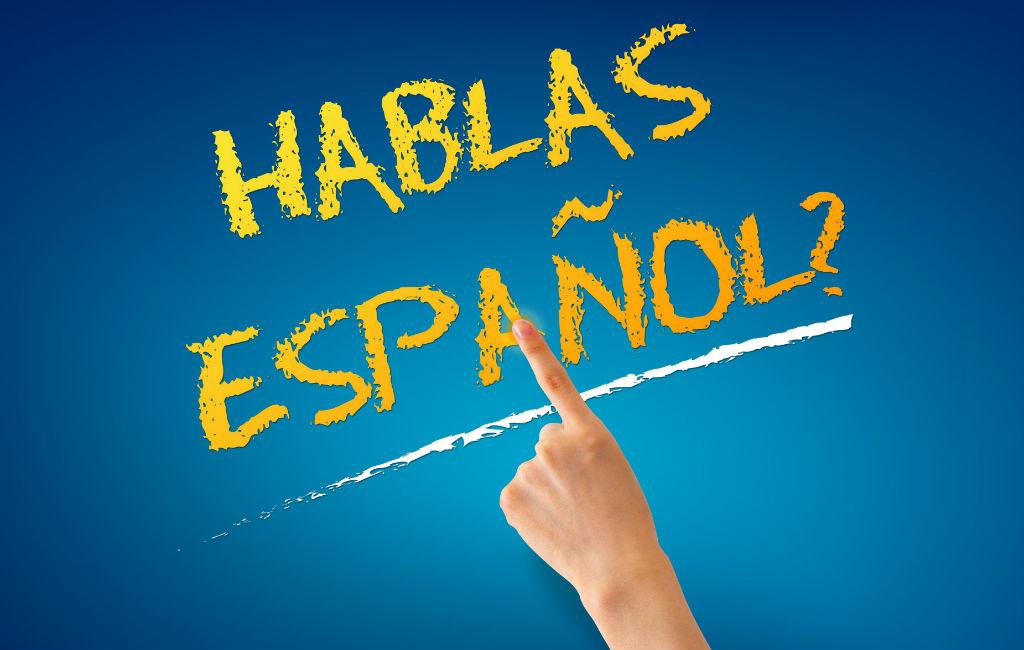 De Spaanse taal en talen