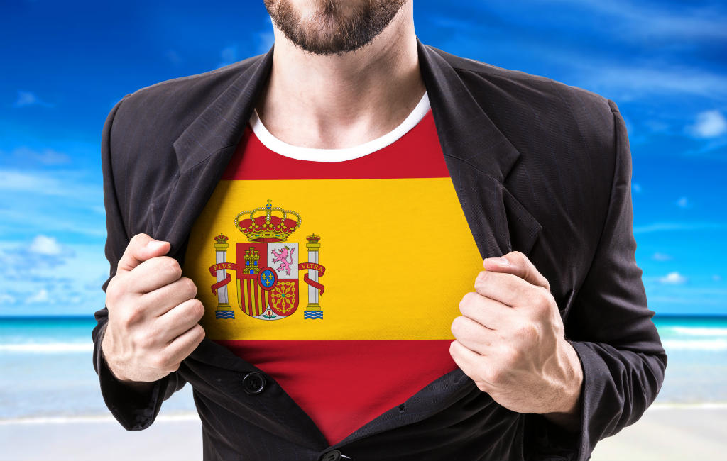 Spanje spreekbeurt en werkstuk informatie