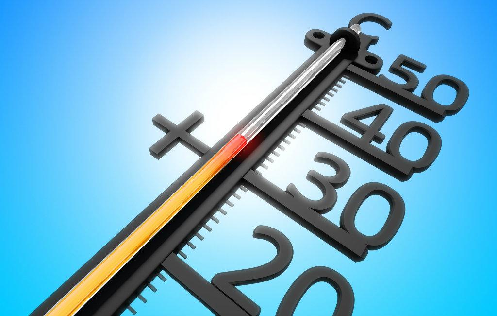Het warmste moment van de dag in Spanje