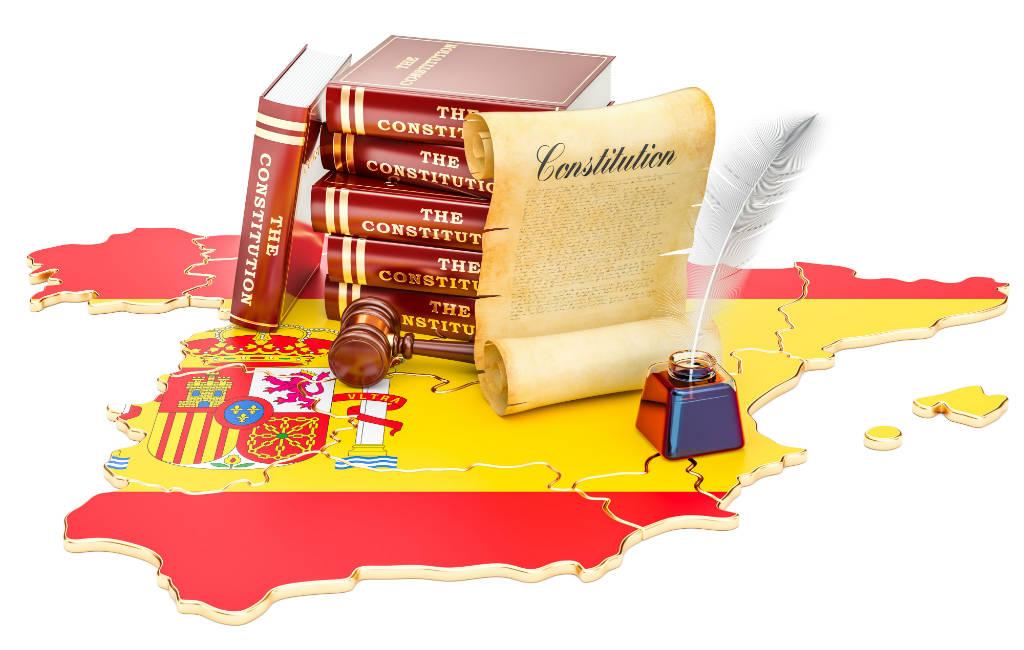 Nationale feestdag 6 december in Spanje