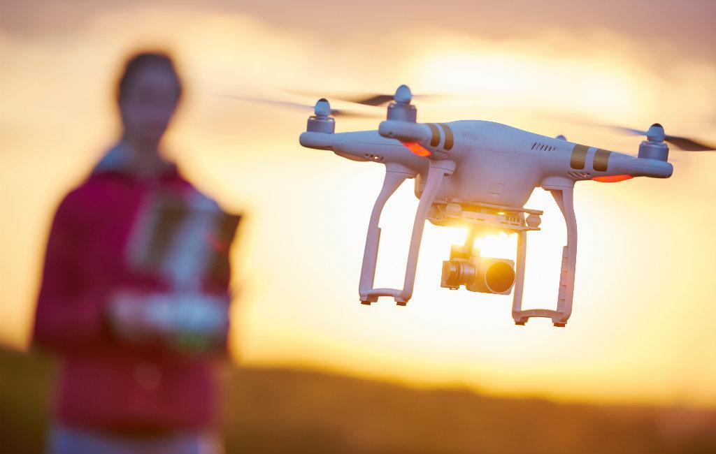 Regels voor het vliegen met een drone in Spanje