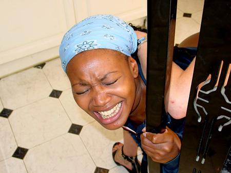 black moms spanking daughters