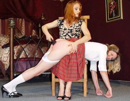 Mistress gemini spanking