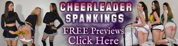 Cheerleader Spankings