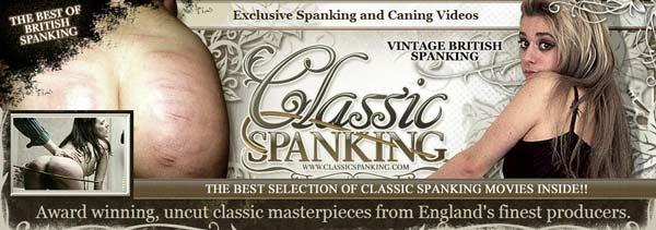 Classic Spanking