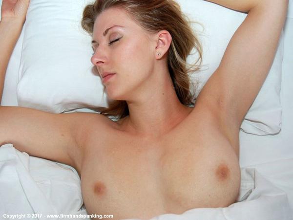 Belinda Lawson's dreams of spanking