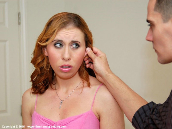 Celebrity Brat, Lily, is in trouble with tutor, Patrick Bateman