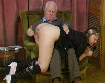 Rules of the House spanking and strapping movie