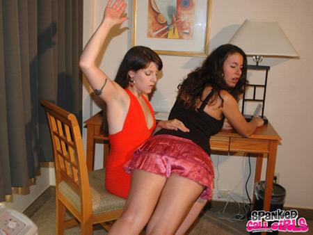 sarah spanking porn