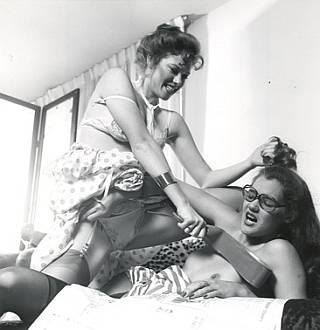 vintage catfights