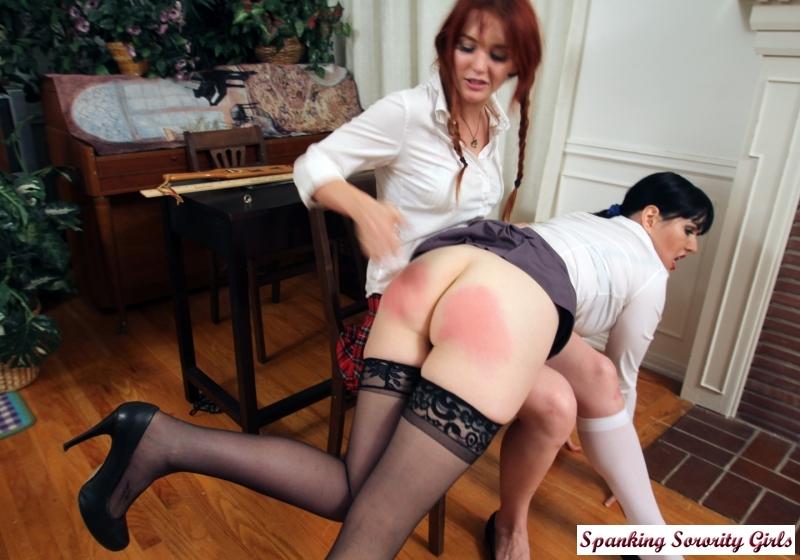 Punished Sorority Girl