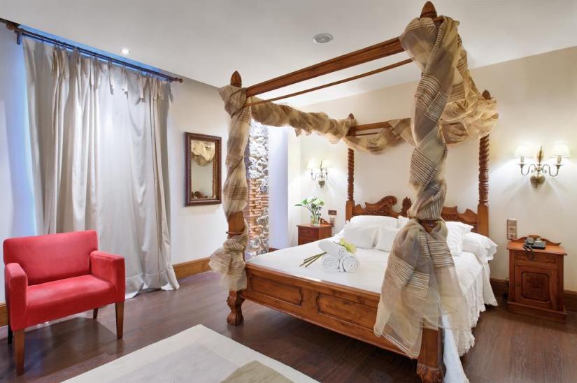 Balenario de la Hermida Habitación clasica suite
