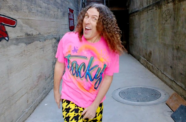 Weird Al is Tacky