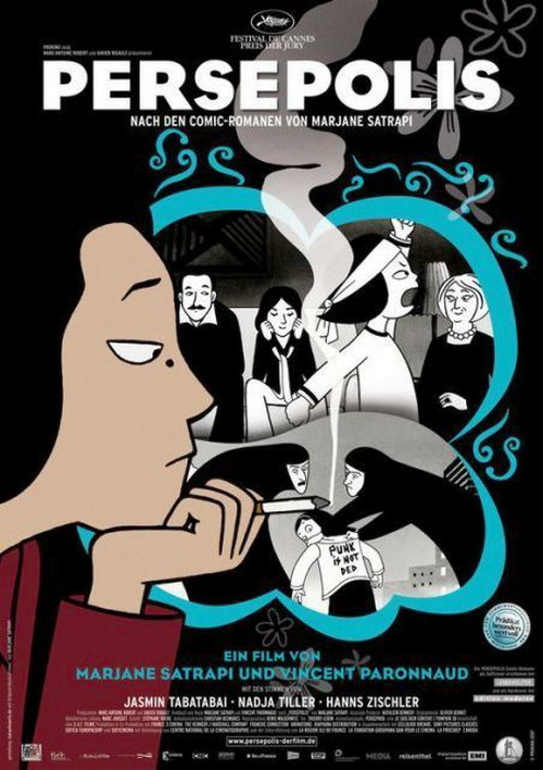 Persepolis Analysis The Differences Of A Comic Book Turned Into A Movie Classic But New