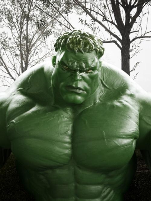 hulk (c) ian pool