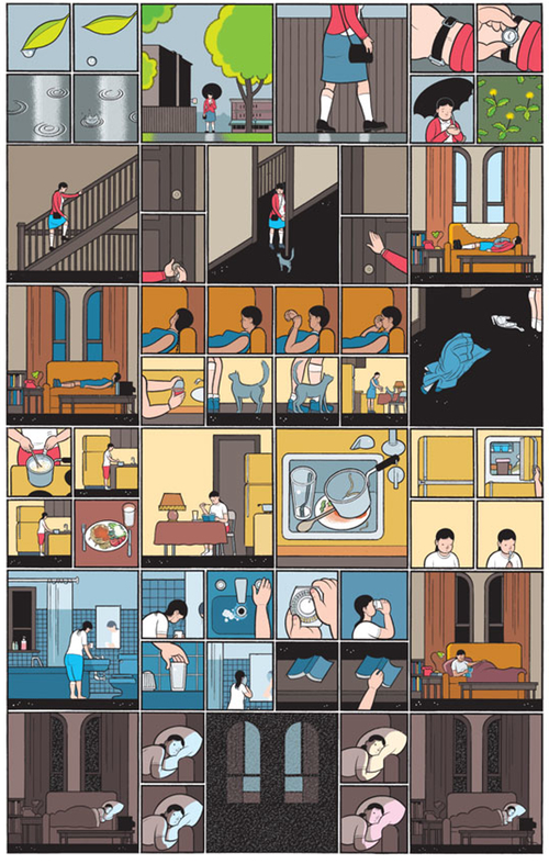Building Stories (c) Chris Ware