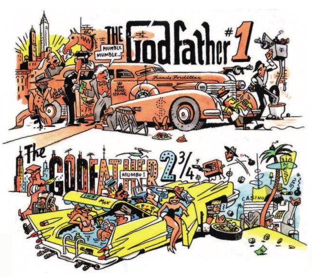 The Godfather by Ever Meulen