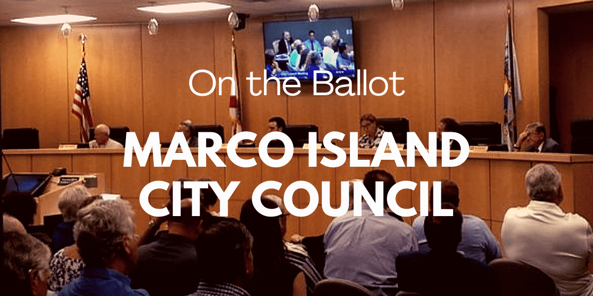 On the Ballot: Marco Island City Council