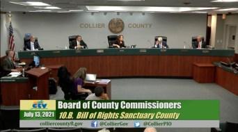BCC consider Sanctuary County ordinance