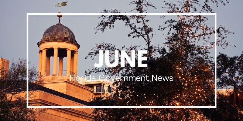 June 2021 State News
