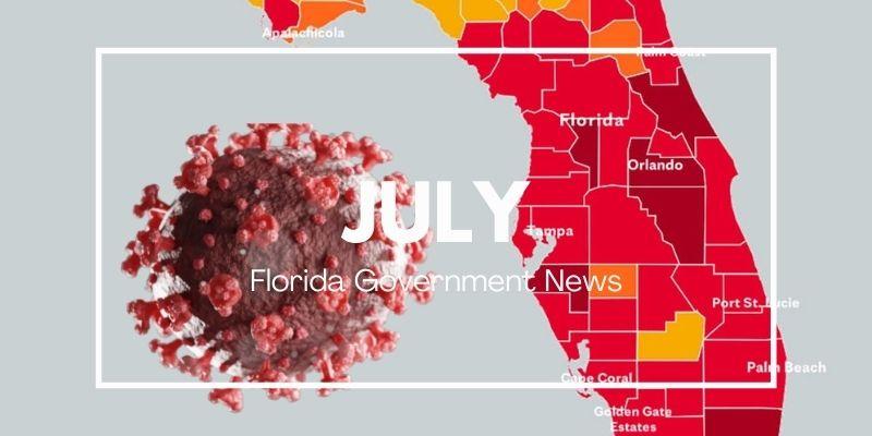 Florida Government News July 2021