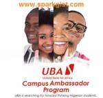 UBA campus ambassador program