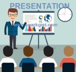 Steps on How to make a Wonderful Interview or Defence Presentation- Presentation Tips and Template