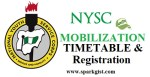 NYSC Batch C 2020 Registration Update- Timetable Mobilization & Orientation