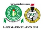 JAMB Matriculation List Checker- How to Check List for NYSC Mobilization