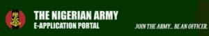Nigerian Army Recruitment - www.nigerianarmyms.ng