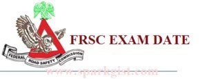 frsc aptitude test date, venue