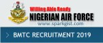 Nigerian Air Force Recruitment List of Shortlisted Candidates 2019: NAF Interview Date across 36 States