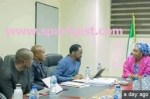 Update on Npower/NSIP Meeting: Umar Faroug Sadiya Meets with Other Cluster Heads on Future of NPower & NSIP