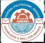 Federal Polytechnic Nekede  Post UTME 2020 Form is out – Apply here www.fpno.edu.ng
