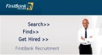 First Bank of Nigeria Limited Recruitment 2021 – April Job Recruitment