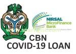 nmfbloans 2021 – Covid-19 Loan | CBN nmfb.com.ng/covid-19-support Loan Application