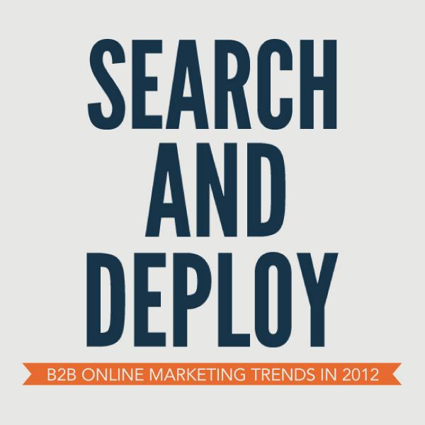 Infographie - Etude marketing digital btob