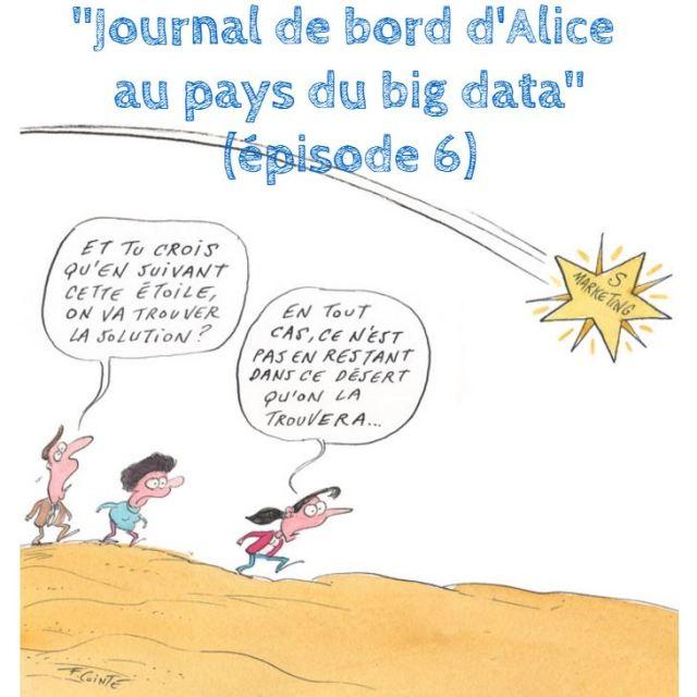 Alice Marketeuse B2B | Episode 6 | le messie