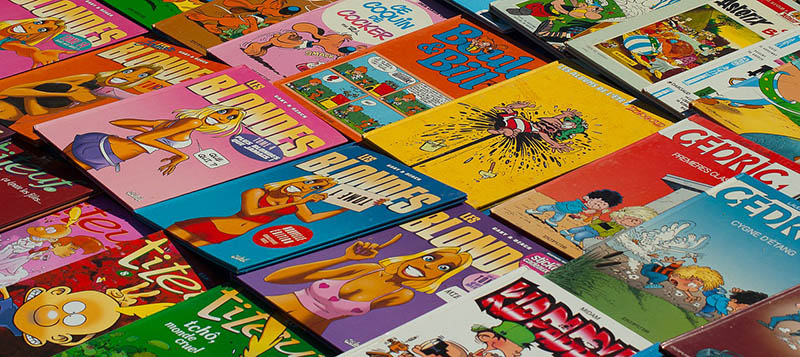 How To Make Money Buying And Selling Comic Books
