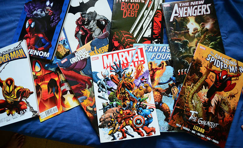 How To Sell Your Comic Books To Sparkle City Comics