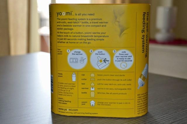 DSC_0394-1024x681 Scaldare latte in soli 60 secondi si puo con YOOMI feeding system
