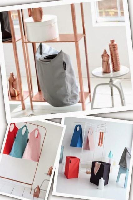 3bra BRABANTIA borsa per biancheria laundry bag