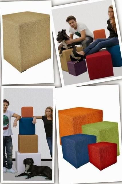 poufmix Home/Design: ARKETICOM un pouf - mille soluzioni