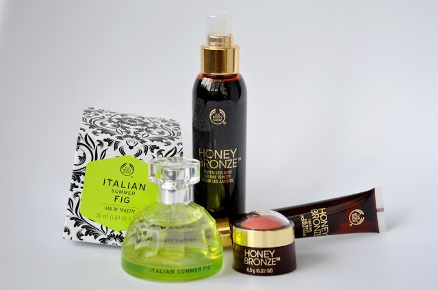 DSC_0103 Italian Summer Fig e Honey Bronze THE BODY SHOP