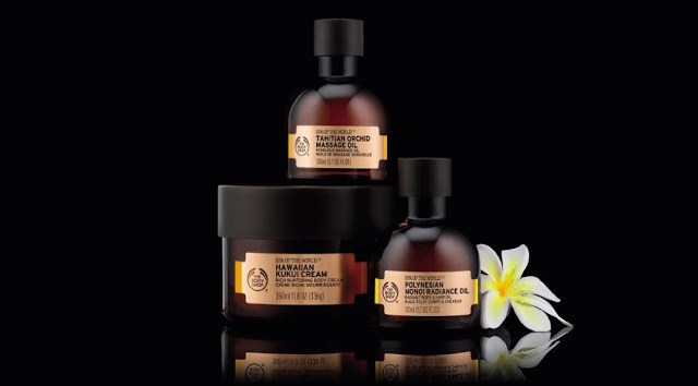 body2 Rituale SPA OF THE WORLD - The Body Shop