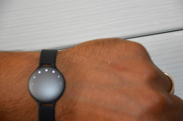 DSC_0489 Technology Corner: MISFIT SHINE - sporty, fashion activity tracker